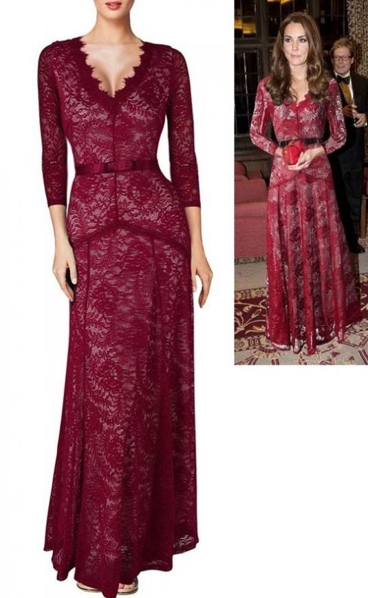 Sukienka w stylu Kate Middleton, sukienka dla Matki Panny Młodej, na wesele