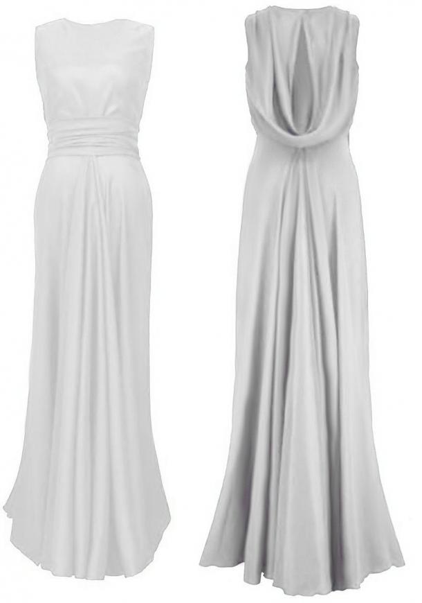 Ślubna suknia, mon 193