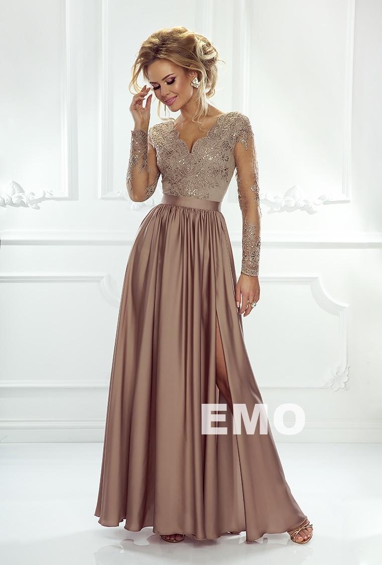 6fdb780fdf Długa zwiewna suknia na wesele