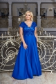 Chabrowa suknia wieczorowa plus size, Crystal 2