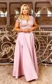 Wieczorowa sukienka pustynny róż, Crystal 2