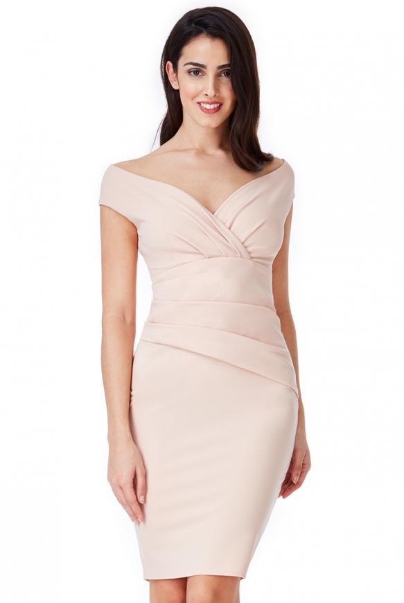 Ołówkowa sukienka elegancka na wesele, na komunię czy święta 1092